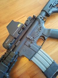 『WA M4』 リコイルと撃ち味を考えてみる(2)。