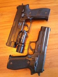 『P226』 レイルは要らない。