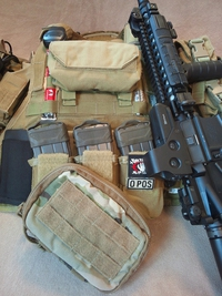 「Tactical Tailor Admin pouch enhanced」