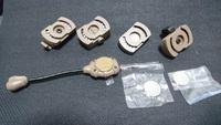 PrincetonTecタイプ SWITCH - MPLS LED ヘルメットライト