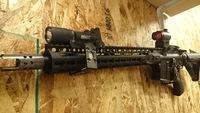 M4A1MWS NSR-13.5 KeyMod化