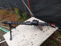 MG42のパーツ互換性