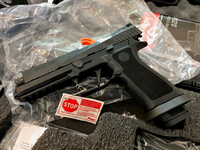 SIG P320 X-Five Fill-Sizeが届いたぉ〜