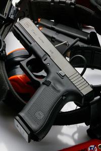Glock 17 Gen5を撃ってみたぉ〜