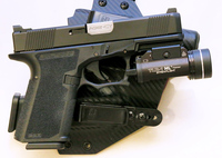 T.REX ARMSのCCW用アペンディクスホルスター