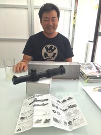 <6倍率なのに3万円台!>SUREHIT 1624 HYDE-7 CQB IR、再販されたってよ。