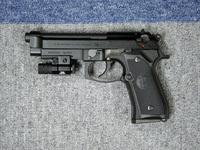 バイオハザード5タイプのM92Fガスブロ(Type1)