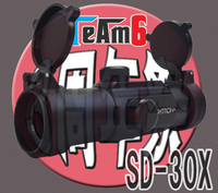 3周年祭の特価商品「SIGHTRON SD-30X Military Dotsight」