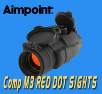 【取り扱い情報】Aimpoint COMP M3 RED DOT SIGHTs