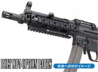 MP5用のカスタムハンドガード【発売予定】