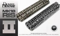 "MADBULLのDaniel Defense MK18 RIS2 9.5""レールシステム【入荷】"