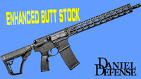 【入荷情報】 DANIEL DEFENSE ENHANCED BUTT STOCK(実物)