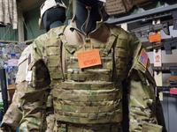 Eagle IndustriesのAAF Rhodesion Recon Vest入荷