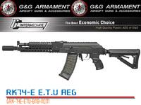G&G ARMAMENTのRK74-E E.T.Uも取り扱い中