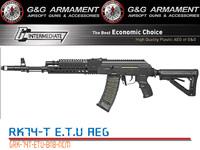 G&G ARMAMENTのRK74-T E.T.Uも取り扱い中
