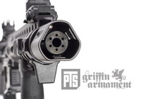 PTSのGRIFFIN ARMAMENT QD BLAST SHIELD