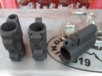 次世代HK416用カスタムガスブロック【お待たせしました】