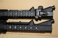 東京マルイM4A1MWSのフレーム比較実アッパー偏