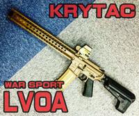KRYTAC LVOA M4をバージョンアップ!