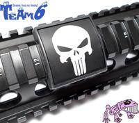 レールのオシャレアイテム【CUSTOM GUN RAILS】