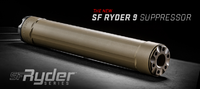 SUREFIRE RYDER 9Tiタイプのサイレンサー【入荷】