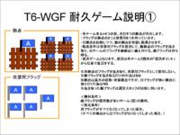 T6-WGFの3K耐久ゲームの詳細