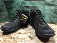 レアなUNDER ARMOURのブーツ