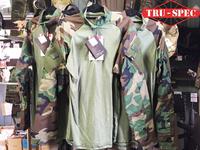 TRU-SPECのウッドランドコンバットシャツ