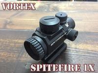 【希少品入荷】Vortex SPITEFIRE 1xプリズムスコープ