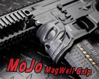 FAB Defenseのマグウェルグリップ(MOJO Grip)