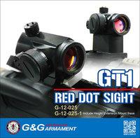 【T1風ドットサイト】G&G ARMAMENTのGT1 RED DOT SIGHT