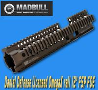 【入荷情報】MADBULL DANIEL DEFENSE OMEGA X FSP 12inch FDE