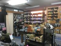 今日から新店舗での営業開始