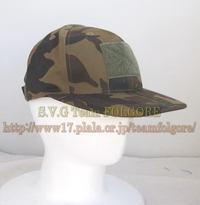 各種迷彩帽の在庫状況その1、自衛隊系迷彩編