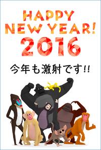 新年ご挨拶申し上げます