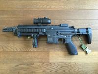 【依頼】VFC HK416C 修理・メンテ