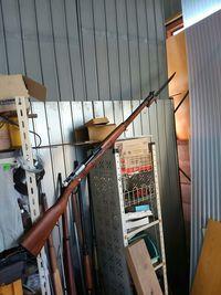 アリサカを作ろう(装飾用三十年式歩兵銃)