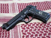 初期アフ装備の鉄砲 その2! (マルイ US M9編)