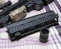 HK416をがんばる Part.4 (レール&バレルナット編)