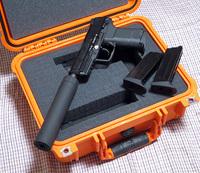 HK45CT のサプレッサー&ケース!!