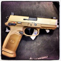 Cybergun FNX.45 GBB発売決定!OEMはStarkarmsか?? 2014/02/17 22:00:05