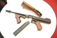 Thompson SMG GBB KingArmsより近日発売!その他WW2の名銃も発表!