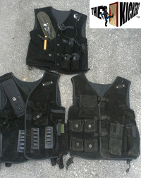 SAS CRW Black-Kit 実物特集 Vol.3:Suede Assault Vests