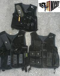 SAS CRW Black-Kit 実物特集 Vol.3:Suede Assault Vests 2014/10/19 11:10:00