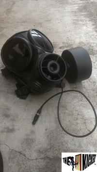 SAS CRW Black-Kit 実物特集 Vol.2: SF10 Respirator