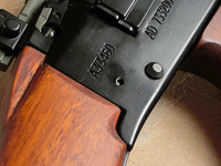 ARES L1A1 SLR 電動ガン(Real Wood) 分解