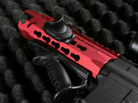 VFC Avalon Leopard CQB AEG (Red) フォアグリップ 続き