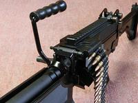 Classic Army M249 MINIMI Mk1 AEG メカボ分解