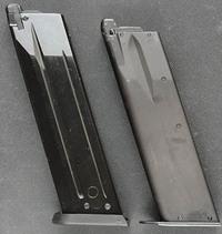 KJWORKS CZ P-09 GBB その3