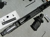 S&T DSR-1 エアーコッキングライフル Grey インナーバレルカット